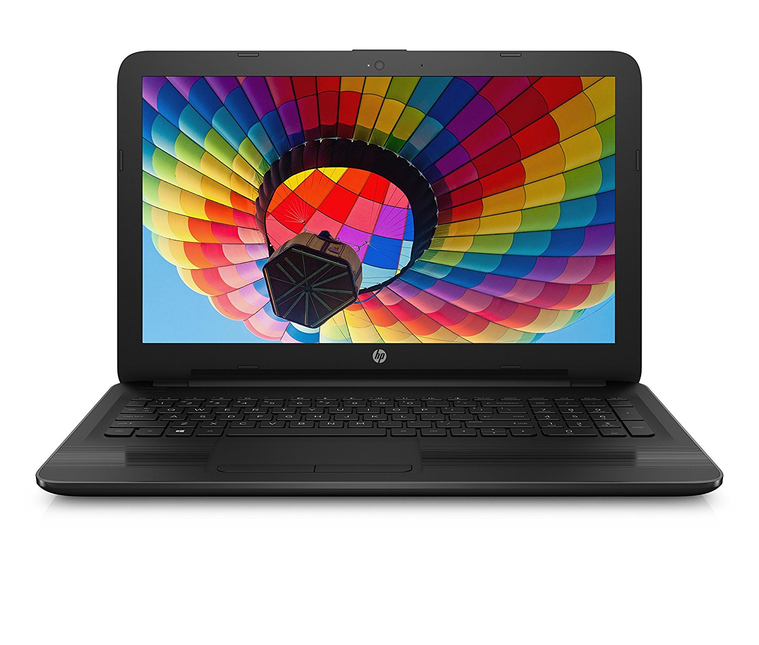 HP Notebook Laptop 15.6 HD Vibrant Display Quad Core AMD E2-7110 APU