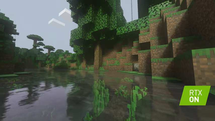 minecraft-raytraced-water-reflections