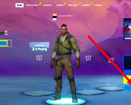Why you're not getting teammates in Fortnite