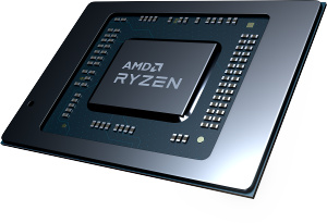 AMD Renoir laptop CPU