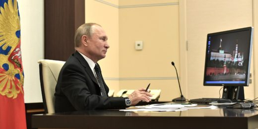 Russia's President is still using Windows XP