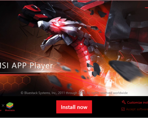 MSI App Player is a repackaged version of Bluestacks 4