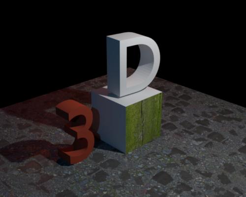 Free 3D textures for 3D art, Game Design; no signups
